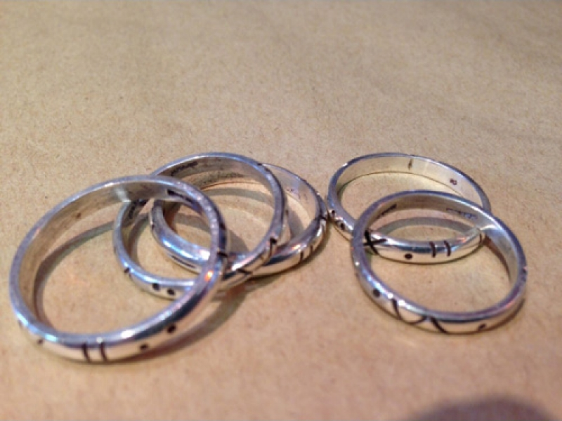 Sterling Silver, 925, Jewelry