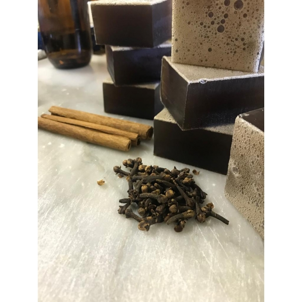 HOT TODDY WARM BODY SOAP