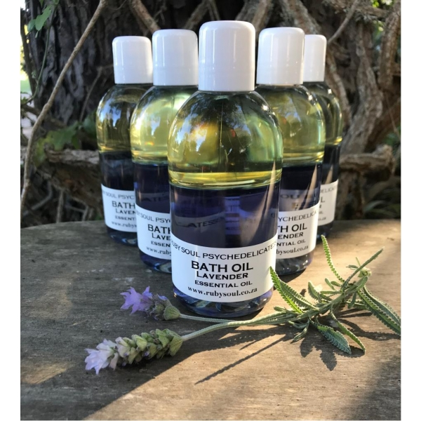 BATH OIL, LAVENDER, 250ml (batch of 6)